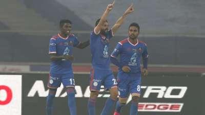 Joffre Delhi Dynamos FC FC Goa ISL season 2
