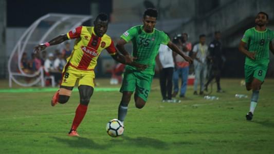 Kamo Bayi Clintu Cleetus Gokulam FC Chennai City FC I-League 2017/2018