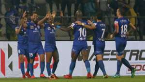 Mumbai City FC Delhi Dynamos FC ISL 4 2017/2018