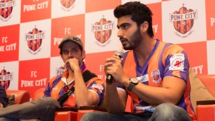 Hrithik Roshan Arjun Kapoor FC Pune City