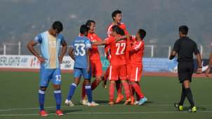 Aizawl FC Chennai City FC I-League 2017/2018