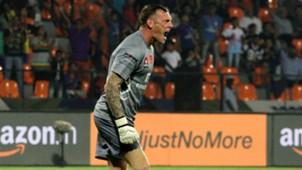 Graham Stack Mumbai City FC Kerala Blasters FC ISL season 3 2016