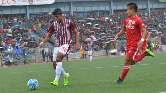 Pritam Kotal Aizawl Mohun Bagan I-League 2017
