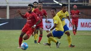 Churchill Brothers Mumbai FC I-League 2017