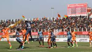 NEROCA FC Minerva Punjab FC I-League 2017/2018