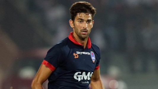 Marcos Tebar NorthEast United FC Delhi Dynamos FC ISL season 3 2016