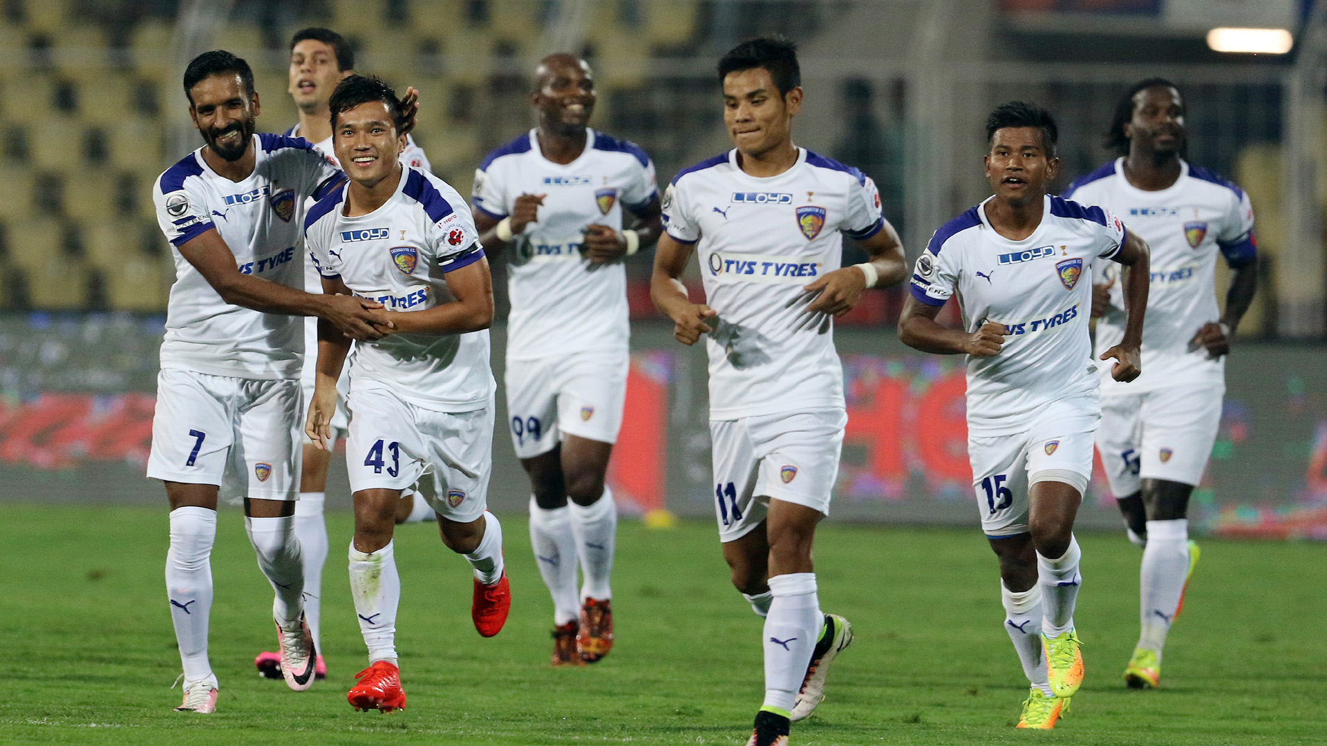Jerry Lalrinzuala FC Goa Chennaiyin FC ISL season 3 2016