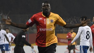 Wedson Anselme East Bengal Chennai City FC I-League 2017