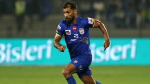 Balwant Singh Mumbai City FC Delhi Dynamos FC ISL 4 2017/2018