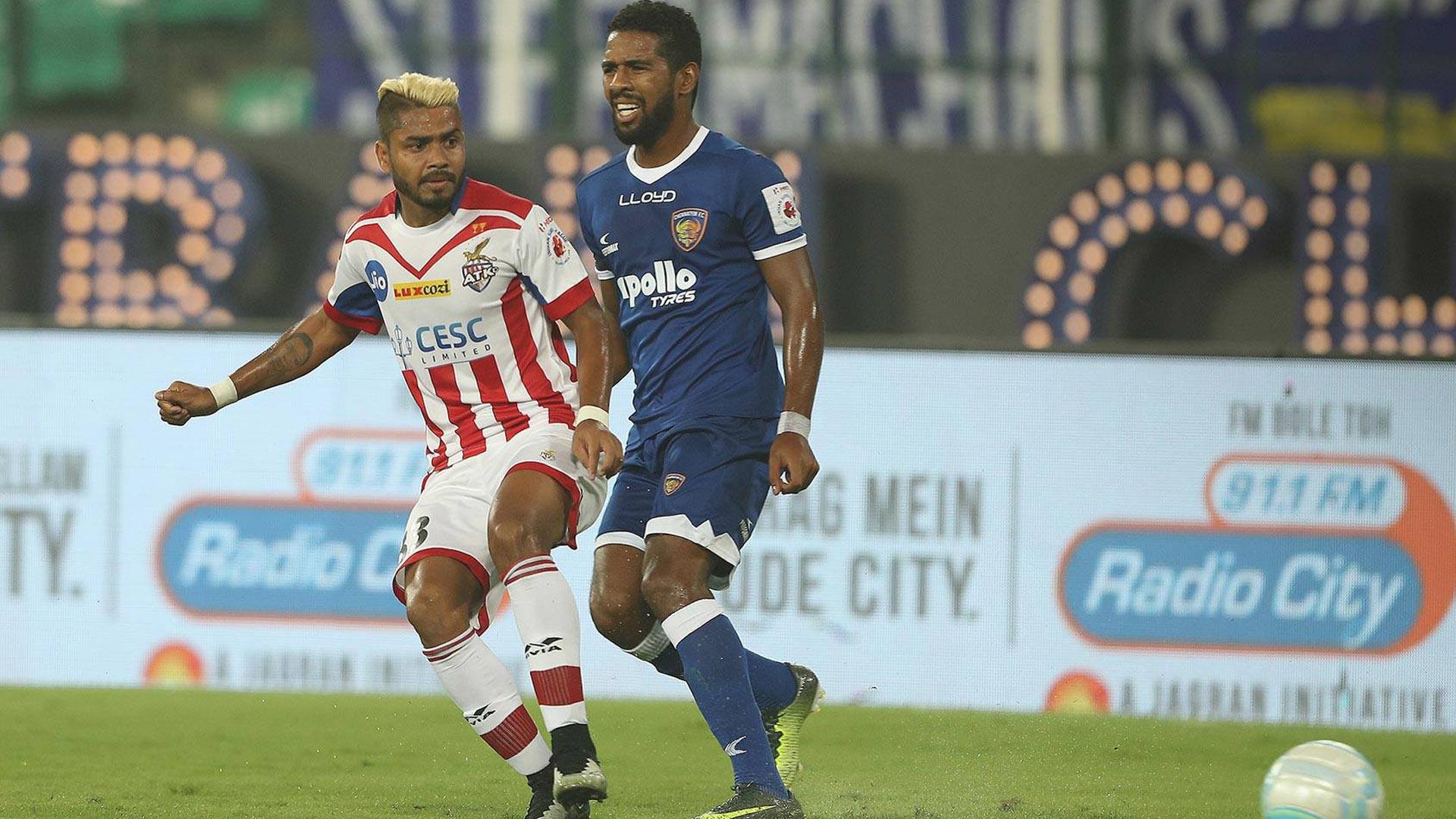 Prabir Das Chennaiyin FC ATK ISL season 4 2017/2018