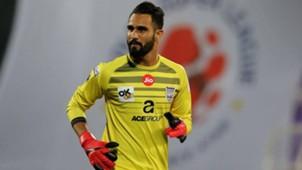 Amrinder Singh FC Pune City Mumbai City FC ISL season 4 2017/2018