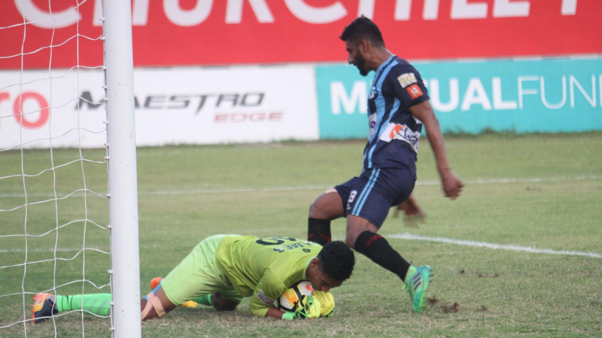 Churchill Brothers Minerva Punjab FC I-League 2017/2018