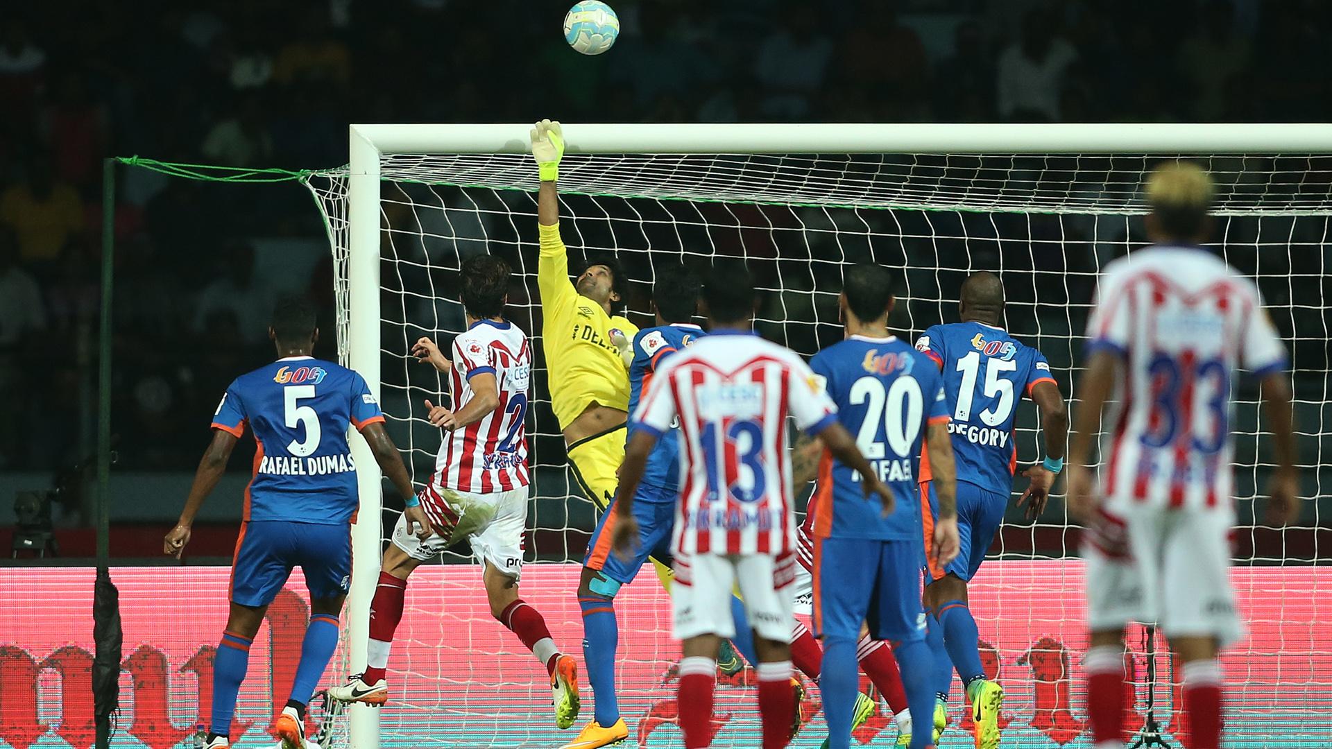 Atletico de Kolkata FC Goa ISL season 3 2016