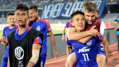 Eugeneson Lyngdoh Sunil Chhetri Bengaluru FC Johor Darul Tazim AFC Cup semifinal