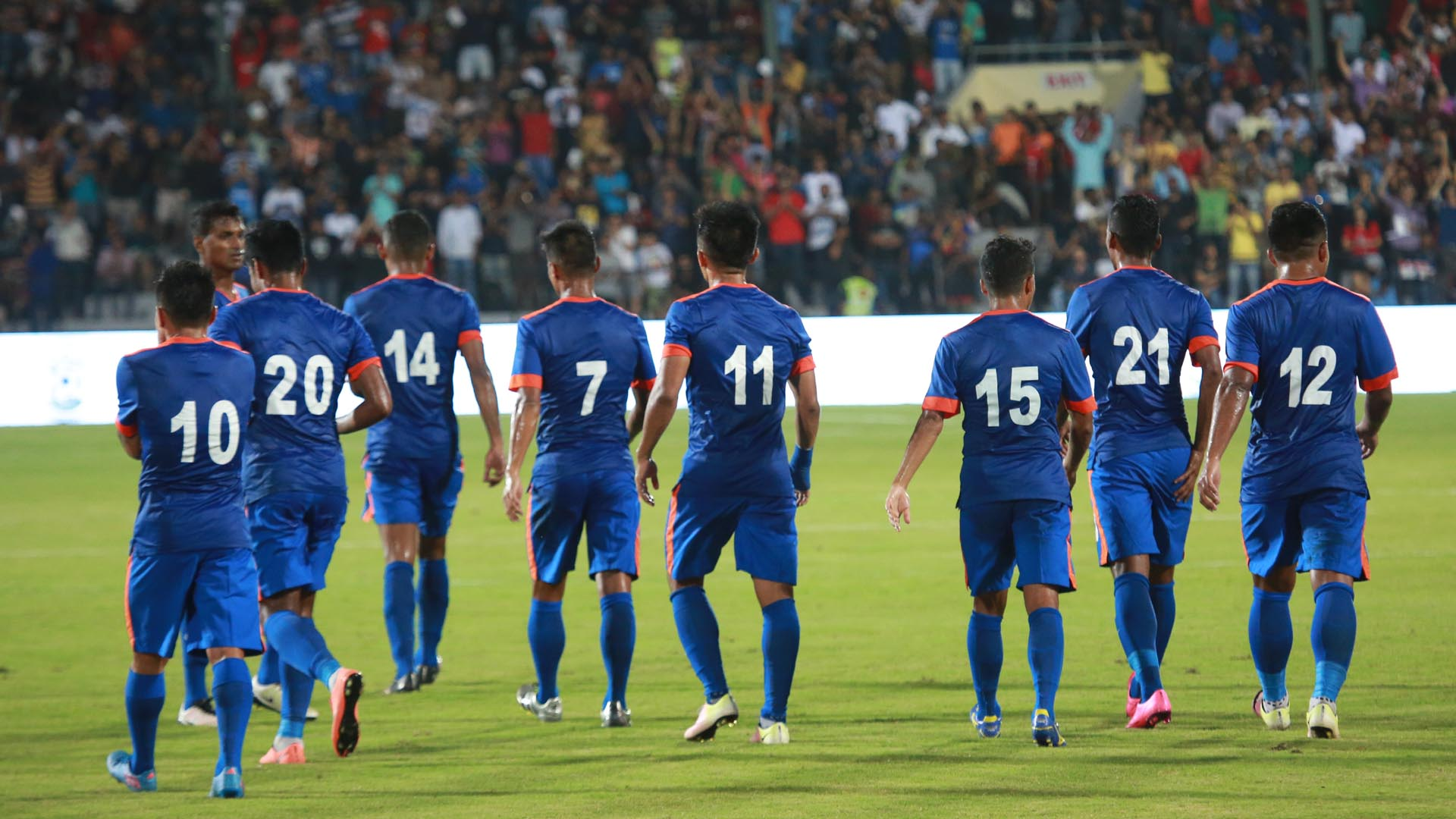 India Puerto Rico International Friendly