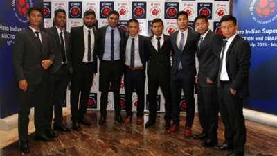 ISL 2015 Player Auction & Draft