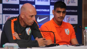 Stephen Constantine India Nepal International Friendly 2017