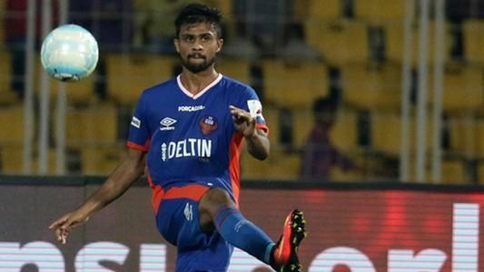 Keenan Almeida FC Goa Mumbai City FC ISL season 3 2016