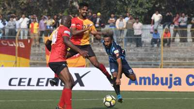 Jobby Justin East Bengal Minerva Punjab FC I-League 2017/2018