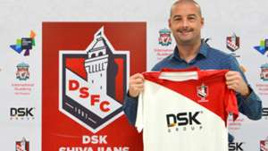 Dave Rogers DSK Shivajians FC