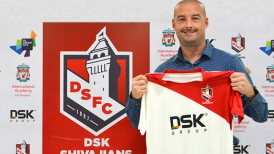 Dave Rogers DSK Shivajians FC