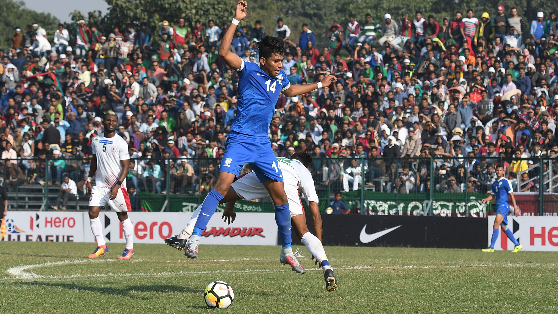 Rahim Ali - The teenager who has already appeared for both Mohun Bagan and East Bengal