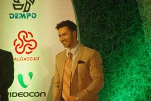 Varun Dhawan FC Goa Team Launch