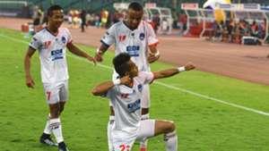 David Ngaihte Chennaiyin FC Delhi Dynamos FC ISL 4 2017/2018