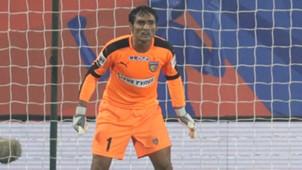 Karanjit Singh Mumbai City FC Chennaiyin FC ISL season 3 2016