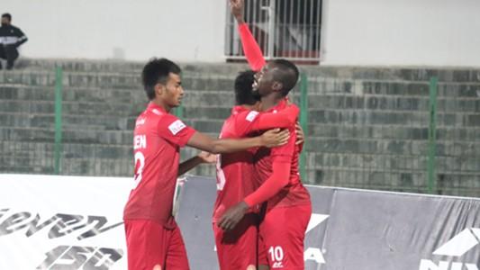 Abdoulaye Koffi Shillong Lajong FC Indian Arrows I-League 2017/2018