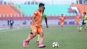Gouramangi Singh NEROCA FC Gokulam FC I-League 2017/2018