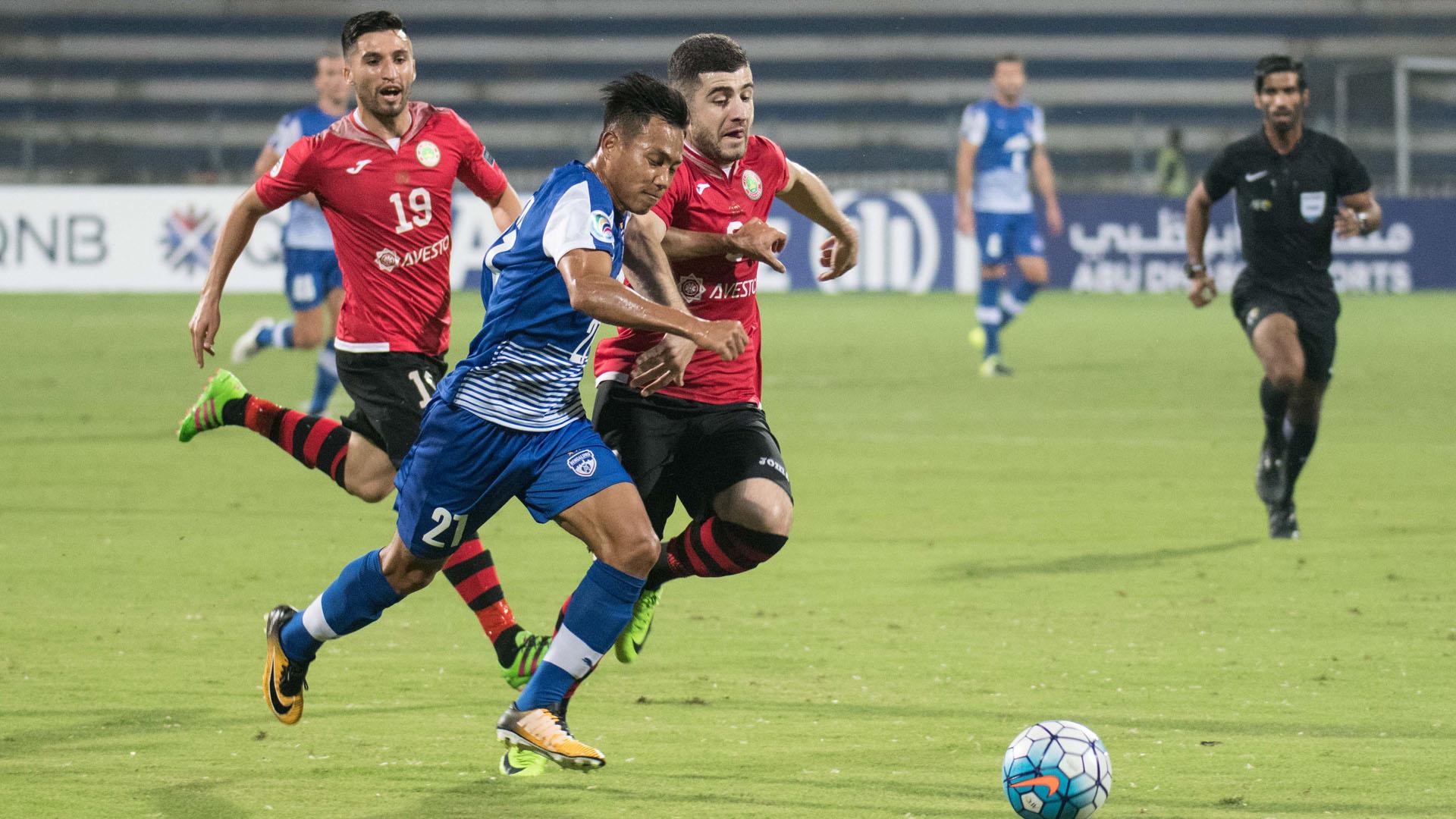 Udanta Singh Bengaluru FC Istiklol FC AFC Cup Final 2017