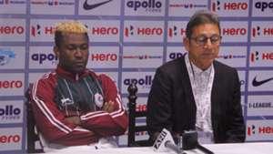 Sony Norde Sanjoy Sen Minerva Punjab FC Mohun Bagan I-League 2017/2018