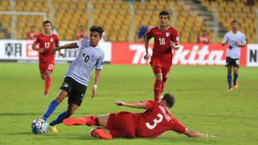 AFC U-16 Championships India Iran