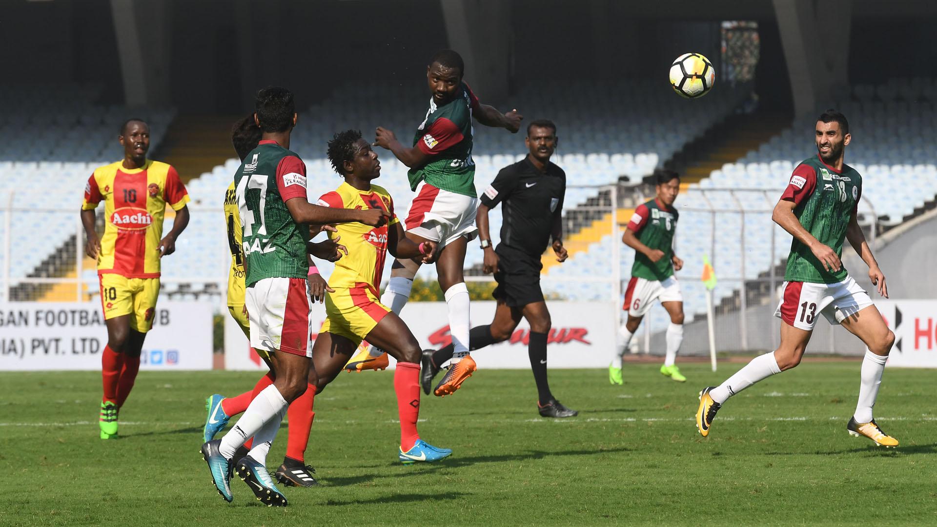 Mohun Bagan Gokulam FC I-League 2017/2018