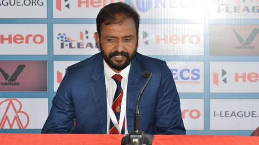 Surinder Singh Minerva Punjab FC I-League 2017
