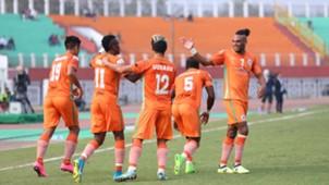 NEROCA FC Gokulam FC I-League 2017/2018