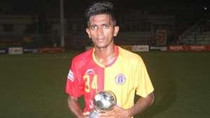 Abhinas Ruidas East Bengal FC Mumbai FC I-League