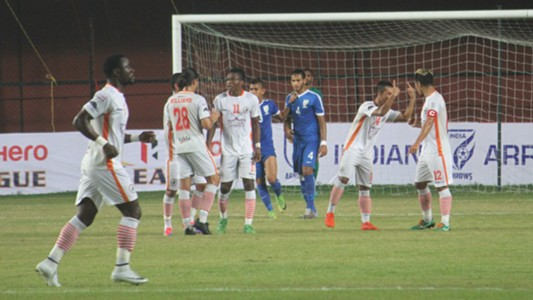 Indian Arrows NEROCA FC I-League 2017/2018