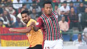 Jeje Lalpekhlua East Bengal Mohun Bagan I-League 2017