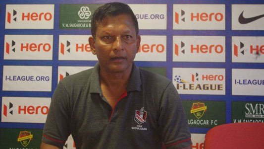 Derrick Pereira DSK Shivajians FC I-League