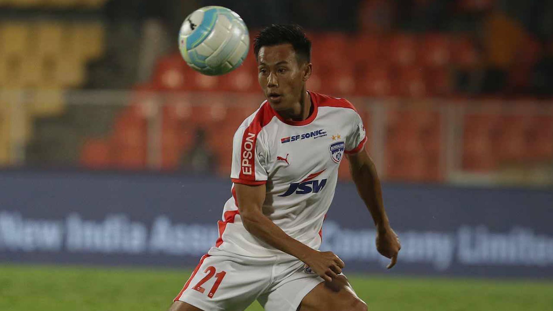 Udanta Singh FC Pune City Bengaluru FC ISL 4 2017/2018