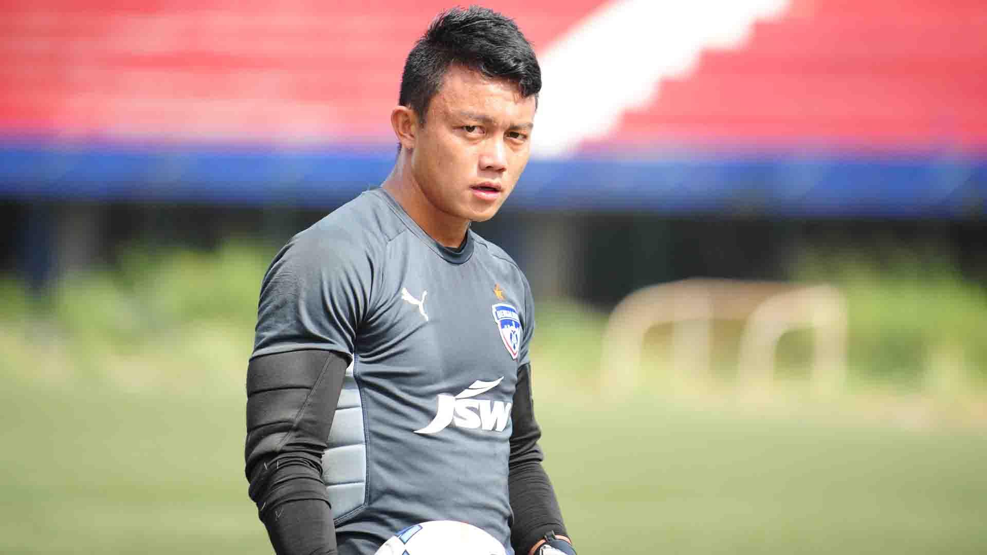 Lalthuammawia Ralte Bengaluru FC