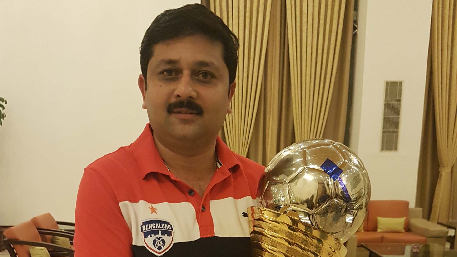 Mandar Tamhane Chief Technical Officer Bengaluru FC