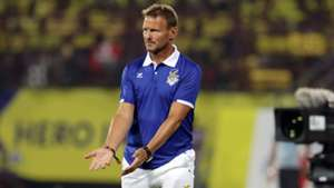 Teddy Sheringham ATK Head Coach