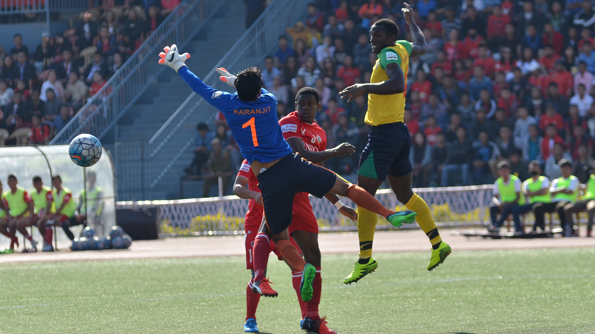 Aizawl FC Chennai City FC I-League 2017