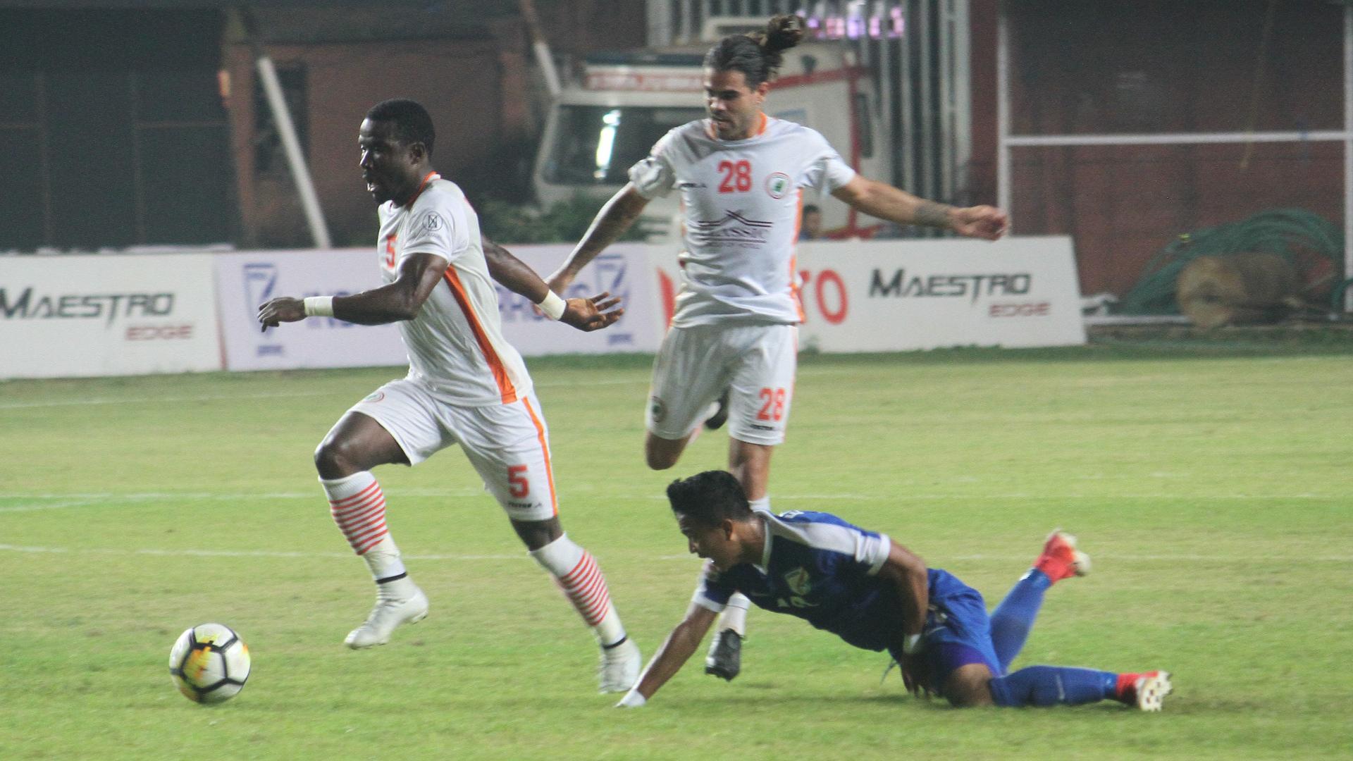 Varney Kallon Indian Arrows NEROCA FC I-League 2017/2018