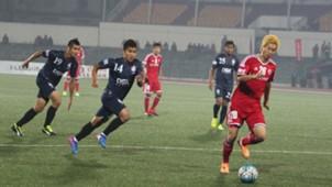 Yuta Kinowaki Shillong Lajong FC DSK Shivajians FC I-League 2017