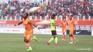 Kallon Kiatamba NEROCA FC Gokulam FC I-League 2017/2018