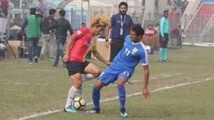 Katsumi Yusa Indian Arrows East Bengal I-League 2017/2018